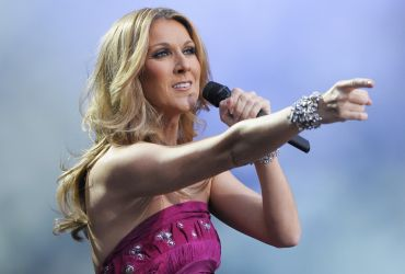 All-time great Vocalists - Celine Dion!