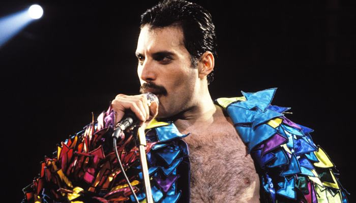 All Time Great Vocalists – Freddie Mercury.