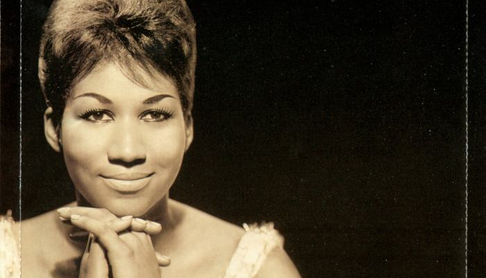 All Time Great Vocalists – Aretha Franklin.